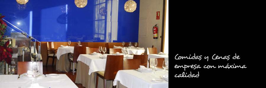 Comida de Negocios y Cena de Empresa en Valencia