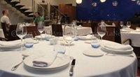 Cenas de empresa en la ciudad de las artes