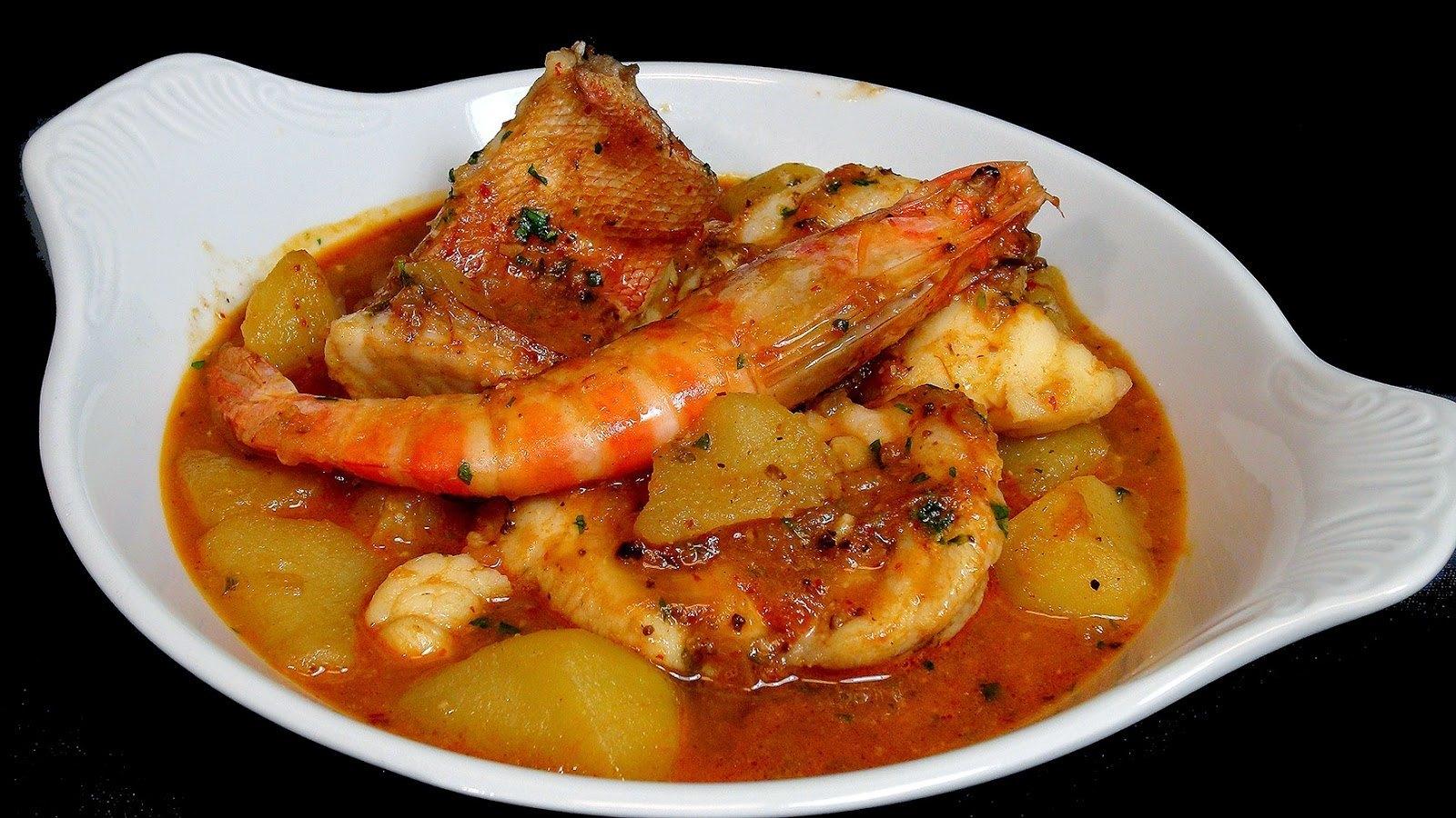 Suquet de pescado y marisco restaurante valencia for Canelones de pescado y marisco